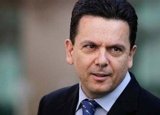Australian senator Nick Xenophon on a fact-finding mission to Malaysia says he has been refused entry because authorities consider him a security risk