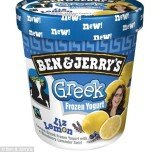 Ben and Jerry's has unveiled a new ice cream dedicated to 30 Rock series, aptly called Liz Lemon