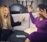 Beyonce sat down with Oprah Winfrey for Oprah's Next Chapter, revealing how she's mended the relationship with her father