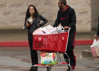 Bobbi Kristina Brown turned to shopping for some much needed therapy following her mother's death along with her boyfriend and foster brother Nick Gordon