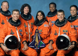 Columbia crew were not told that the shuttle had been damaged and they might not survive re-entry
