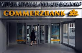 Commerzbank Germanys second biggest lender is to announce a large loss for the fourth quarter of 2012 photo