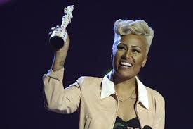 Emeli Sande won Best British Female and British Album at Brit Awards 2013