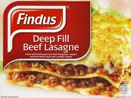 FSA in UK has announced that the meat of some beef lasagne products recalled by Findus earlier this week was 100 percent horsemeat photo