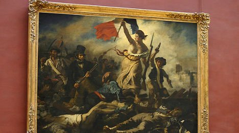 liberty leading the people painting analysis Essays papers - the formal analysis of liberty leading the people by eugene delacroix.