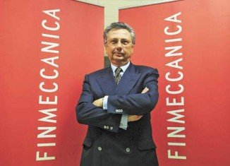 Giuseppe Orsi, chief executive of the Italian aerospace and defence firm, Finmeccanica, has been arrested on corruption charges