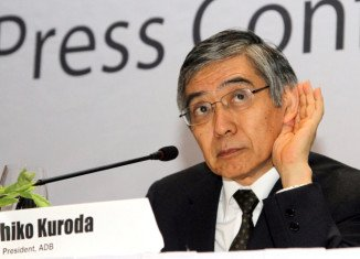 Haruhiko Kuroda has been nominated by Japan's government to be the next governor of the country's central bank