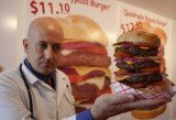 Heart Attack Grill holds the Guinness world record for the most calorific burger