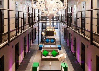 Het Arresthuis was one of the Netherlands' most feared prisons for almost 150 years, but following its closure and something of a makeover, it has been transformed into a luxury hotel