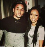 It seems Karrueche Tran has finally moved on after her split from Chris Brown as she showed off her latest boyfriend J. Ryan La Cour at the Grammys on Sunday