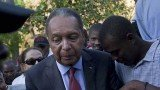 "Jean-Claude ""Baby Doc"" Duvalier, Haiti's former ruler, has appeared in court for a hearing to determine if he can be charged with crimes against humanity"