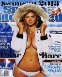 Kate Upton's second ever cover for Sports Illustrated magazine has been revealed after it was leaked online