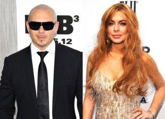 Lindsay Lohan sued Pitbull in 2011 for using her name in his hit song Give Me Everything