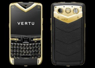Luxury smartphone maker Vertu has launched Vertu Ti, its first Android-operated handset