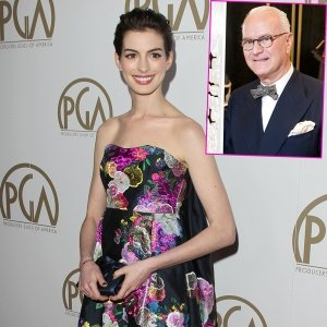 Manolo Blahnik has admitted that he is unclear who Anne Hathaway is photo