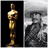 Mexican actor Emilio Fernández was the model for iconic Oscar statue, which he posed for in 1928