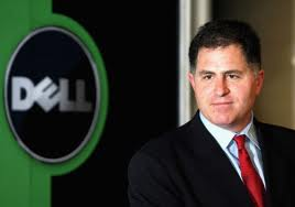 Michael Dell has said that he will buy back the worlds number three PC manufacturer that he founded and that carries his name for 24.4 billion photo