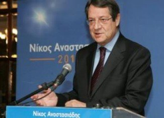 Nicos Anastasiades has won the Cypriot presidential election with 57.5 percent of the vote