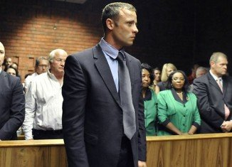 Oscar Pistorius was sent back to his cells to spend a sixth night in jail until the bail hearing begins again tomorrow morning