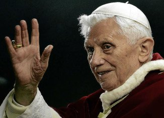 "Pope Benedict XVI has vowed ""unconditional obedience and reverence"" to his successor"