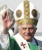 Pope Benedict XVI is to resign at the end of this month in an entirely unexpected development