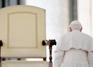 Pope Benedict XVI's resigned starting with February 28