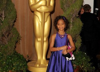 Quvenzhané Wallis is the youngest person in history to be nominated for a Best Actress Oscar, and at just 9 years old she knows how to liven up an Academy event