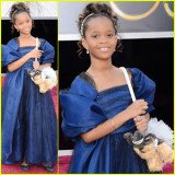 Quvenzhane Wallis, the youngest Oscar nominee, has been confirmed for the title role in the new Annie film