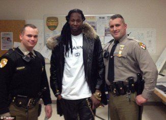 Rapper 2 Chainz has been arrested in Maryland, where he was performing at a college homecoming event, over drug possession