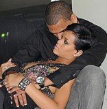Rihanna accompanied Chris Brown to a LA court for his probation hearing over 2009 assault of her