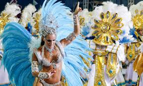Rio annual carnival has kicked off in Brazil but the parades and street parties have a sombre tinge coming after a nightclub fire that killed 238 people photo