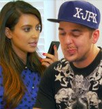 Rob Kardashian's anger as Kim refuses to sort rap gig with Kanye West