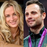 South African police believe that Oscar Pistorius may have beaten his girlfriend Reeva Steenkamp with a cricket bat before shooting her