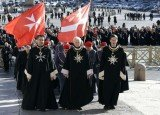 The Knights of Malta military order of the Catholic Church is celebrating its 900th birthday in Rome