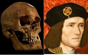 The image of a skull which it is thought could be that of Richard III has been released ahead of DNA test results photo