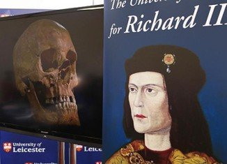 The skeleton found beneath a Leicester car park has been confirmed as that of English king Richard III