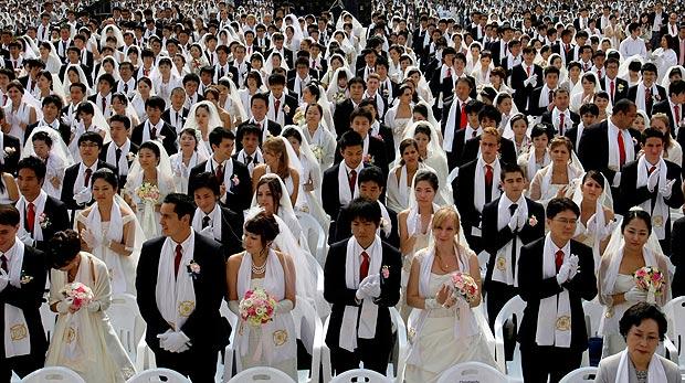 Sun world wedding