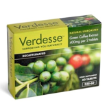 Verdesse, the new A-list diet aid of choice, is a green coffee pill, which is believed to help suppress the appetite as well as encouraging fat burning