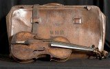 After seven years of investigation, auctioneers found out that the violin thought to be the one played by the band leader of the Titanic as it sank is genuine