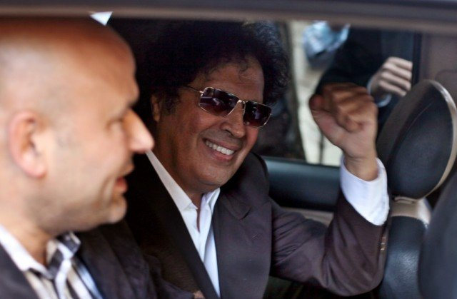 Ahmed Gaddaf al Dam a close aide and cousin of late Libyan leader Muammar Gaddafi has been arrested in Egypt 640x419 photo