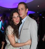 Andrea Casiraghi has become a father after Tatiana Santo Domingo gave birth to a baby boy