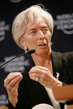As finance minister, Christine Lagarde referred Bernard Tapie's long-running dispute with bank Credit Lyonnais to an arbitration panel, which awarded him 400 million euros damages