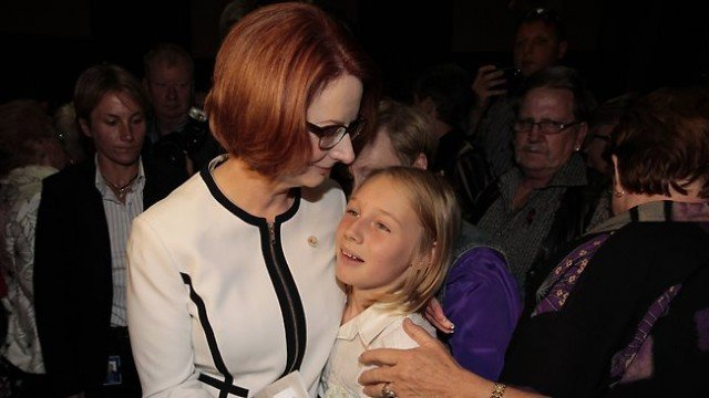 Australian PM Julia Gillard has issued an apology to people affected by the country's forced adoption policy between the 1950s and 1970s