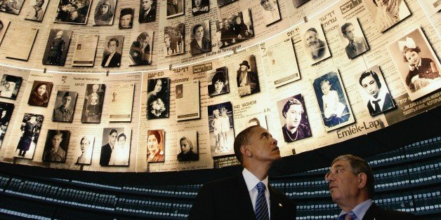 Barack Obama is concluding his trip to Israel and the West Bank by paying his respects to victims of the Holocaust and visiting Bethlehem photo
