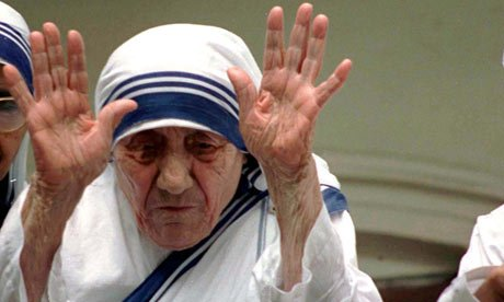 a biography and charitable works of mother teresa Mother teresa born: leader of missionaries of charity, calcutta field: humanitarian work missionaries of charity mother teresa and her helpers built homes.