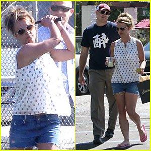 Britney Spears and rumored new lawyer boyfriend David Lucado