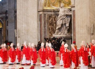 Cardinals are beginning their second day of deliberations in the Vatican conclave to elect a new pope, after an indecisive vote on Tuesday
