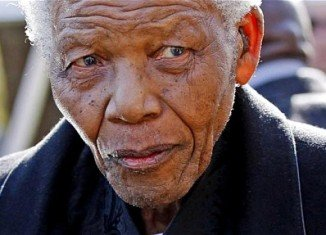 Churches across South Africa are holding prayers for Nelson Mandela, who has been in hospital for four days being treated for pneumonia
