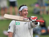 Cricketer Jesse Ryder has been hospitalized after reportedly being beaten up near a bar in Christchurch