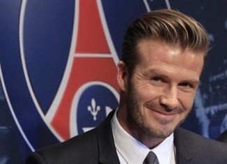 David Beckham's new role will involve attending league matches in China and visiting clubs to help promote football to children